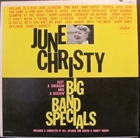 June Christy - Big Band Specials