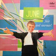 June Christy - Fair and Warmer!