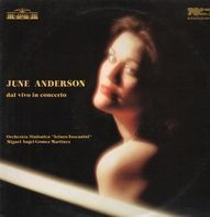 June Anderson - Dal Vivo in Concerto