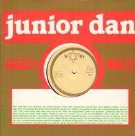 Junior Dan - Red, Gold & Green Rainbow