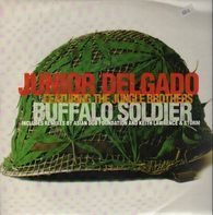 Junior Delgado Featuring Jungle Brothers - Buffalo Soldier