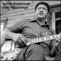 JUNIOR KIMBROUGH - FIRST RECORDINGS -10'-
