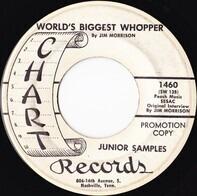 Junior Samples - World's Biggest Whopper