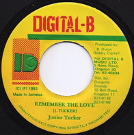 Junior Tucker - Remember The Love
