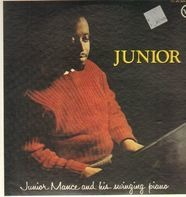 Junior Mance - Junior Mance And His Swinging Piano