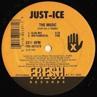 Just-Ice - The Music