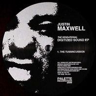 Justin Maxwell - The Sensational Digitized Sound Ep