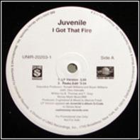 Juvenile - I Got That Fire