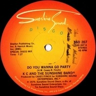 K.C. And The Sunshine Band, KC & The Sunshine Band - Do You Wanna Go Party