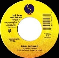 k.d. lang and Take 6 - Ridin' The Rails