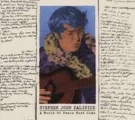 KALINICH, STEPHEN JOHN - A WORLD OF PEACE MUST COME