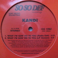 Kandi - What I'm Gon' Do To You