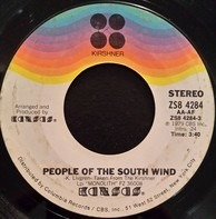 Kansas - People Of The South Wind / Stay Out Of Trouble