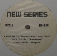Kanye West / Young Gunz Feat. 112 - Diamonds / Don´t Keep Me Waiting