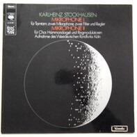 Karlheinz Stockhausen - Mikrophonie I - Mikrophonie II