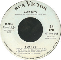 Kate Smith - If He Walked Into My Life