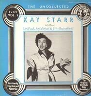 Kay Starr,Les Paul, Joe Venuti, ... - The Uncollected - 1949, Vol. 2