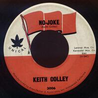 Keith Colley - No-Joke / Enamorado