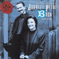 Keith Jarrett • Michala Petri / Johann Sebastian Bach - Bach Sonatas