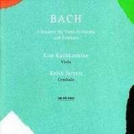 Keith Jarrett - Sonate Für Viola Da Gamba Und Cembalo