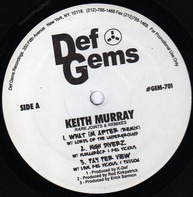 Keith Murray - Rare Joints & Remixes