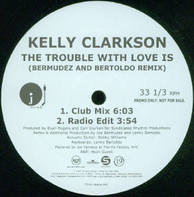 Kelly Clarkson - The Trouble With Love Is (Bermudez And Bertoldo Remix)