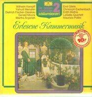 Kempff, Fischer-Dieskau,.. - Die Großen Interpreten 2 - Erlesene Kammermusik