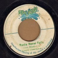 Ken Boothe & Lloyd Charmers / Charmers All Stars - Rasta Never Fails