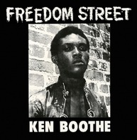Ken Boothe - Freedom Street -Coloured-