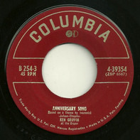 Ken Griffin - Anniversary Song / I Love You Truly