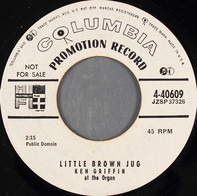 Ken Griffin - Little Brown Jug