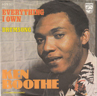 ken boothe - everything I own / drumsong