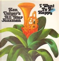 Ken Colyer's All Star Jazzmen - I Want To Be Happy