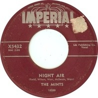 Ken Copeland / The Mints - Pledge Of Love / Night Air