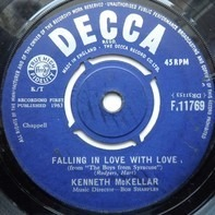 Kenneth McKellar - Falling In Love With Love