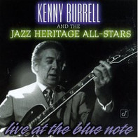 Kenny Burrell - Live at the Blue Note