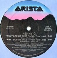 Kenny G - What Does It Take (To Win Your Love)