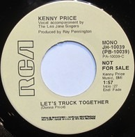 Kenny Price With Kenny Price, Jr. - Let's Truck Together