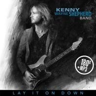 Kenny Wayne Shepherd - Lay It On Down (180 Gr.Black Vinyl+mp3)