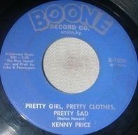Kenny Price - Pretty Girl, Pretty Clothes, Pretty Sad