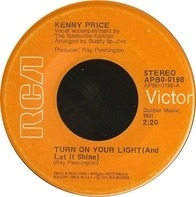 Kenny Price - Turn On Your Light (And Let It Shine)