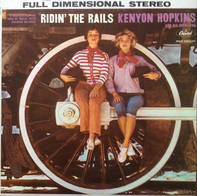 Kenyon Hopkins And His Orchestra - Ridin' the Rails