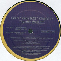 Kerri Chandler - Purple Wall EP