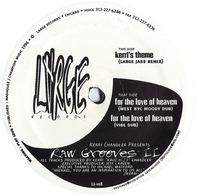 Kerri Chandler - Raw Grooves II