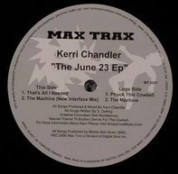 Kerri Chandler - The June 23 EP