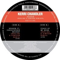 Kerri Chandler - Heaven / Peace Of Mind RMXS
