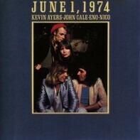 Kevin Ayers - John Cale - Brian Eno - Nico - June 1, 1974