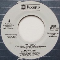 Kevin Ayers - 'Mr. Cool'