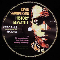 Kevin Saunderson - History Elevate 1