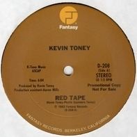 Kevin Toney - Red Tape / On Your Feet
